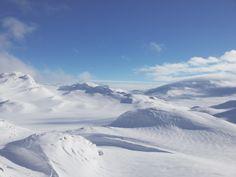 Powder #Hemsedal #Norway Fairytale, Norway, Powder, Around The Worlds, Fantasy, Mountains, Places, Nature, Travel