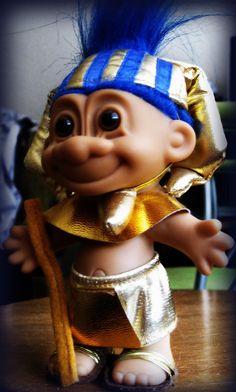Vegas Troll Doll. #trolls #vegas #doll