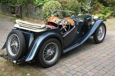 1947 MG TC Midget