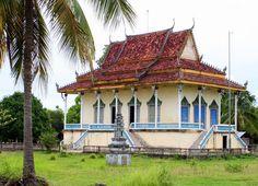 evysinspirations(via Khmer style temple, a photo from Kracheh, East | TrekEarth)