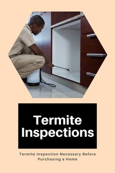 There is a reason behind why the homeowners shudder just on hearing the word termite! Once  they dote on a home and allowed to multiply unchecked, then a large part of the income  will go repairs and result in the property losing its value. Termite Pest Control, Termite Inspection, Home, Ad Home, Homes, Haus, Houses