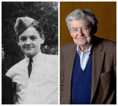 Hal Holbrook-Army-WW2-served in Newfoundland, performed in theatre productions (Actor)