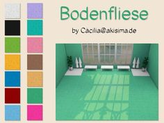 Floor tiles by Cäcilia at Akisima • Sims 4 Updates