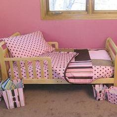 #girlstoddlerbedding