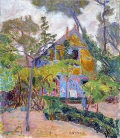 Painting by Bonnard.