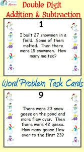 Image result for IMAGES FOR GRADE 2 FOR FIRST GRADING Addition And Subtraction, Word Problems, Task Cards, Teaching, Grade 2, Math, Second Grade, Math Resources, Addition And Subtraction Practice