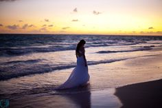 trash the dress. destination weddings