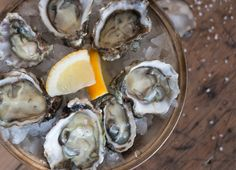 Our Live Kumamoto Oysters offer a salty, sweet flavor and their smaller size make them perfect for novice oyster fans. Raw Oysters, Cocktail Sauce, Fennel Seeds, Fresh Garlic, Baking Pans, Seafood, Appetizers, Cooking