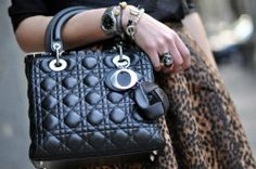 CHANEL AFTER COCO: BAG CRUSH: LADY DIOR BY DIOR