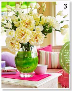 Flower craft: Budding bunch