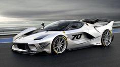 Ferrari, sınırlı sayıda üretilecek ve özel seri olarak satışa sunulacak FXX-K Evo'nun örtüsünü İtalya'daki Mugello pistinde düzenlediği Dünya Finali etkinliğinde kaldırdı.