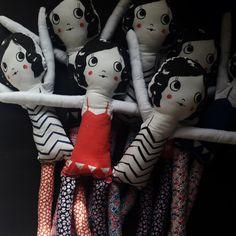 Mer Mag: Trapeze dolls