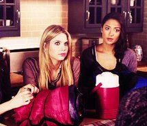 Inspiring animated gif picture pretty little liars. Resolution: 500x222 px. Find the picture to your taste!