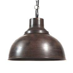 Lámpara de techo de metal Diám. 31 cm BAGEL