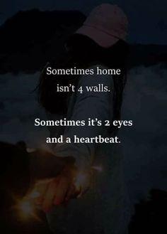 BEST LIFE QUOTES    Sometimes home isn't 4 walls.. —via https://ift.tt/2eY7hg4