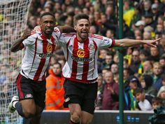 Result: Sunderland win 3-0 at Norwich City to throw relegation scrap wide open