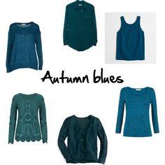 Autumn blues …