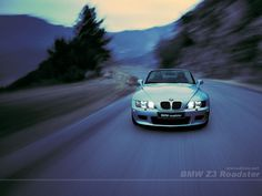 this car going to the sun road in glacier park and mesomeday bmw bmw z3 1996 photo 8