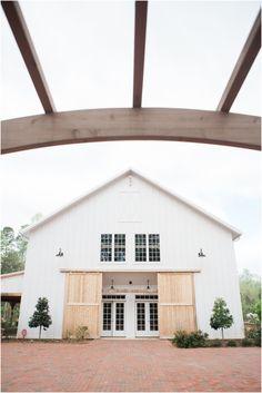 The Barn of Chapel Hill at Wild Flora Farm NC Wedding VenueWedding Photographers Raleigh NC Nc Wedding Venue, Wedding Venues In Virginia, Rustic Wedding Venues, Wedding Barns, Flora Farms, Pole Barn Homes, Pole Barns, Barn House Plans, White Barn