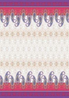 Der Foulard der Serie »Kaula« ist ein wunderschöner Blickfang für jede Wohnung. Bei dem Muster »Kaula« lässt man das klassische Paisley mit grafischer Eleganz in moderner Zweifarbigkeit aufleben und wertet dabei die Bordüren ganz besoners auf. Im Hintergrund befindet sich eine abgetönte Verzierung , die sich zu einem suggestiven Dekor in der Mitte des Dessins entwickelt. Die Einrichtungstücher ...