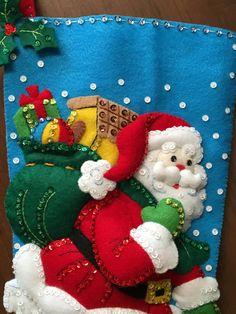 Abajo la chimenea media de la Navidad por MonkeyGrassDesigns