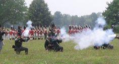 Battle of Cooks Mills, Welland