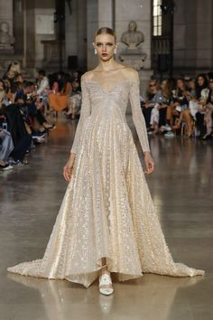 Georges Hobeika | Haute Couture Fall-Winter 2017-18 | Look 40