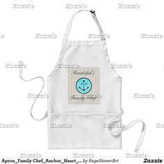 Apron_Family Chef_Anchor_Heart_Name_Template_NASB_ Adult Apron