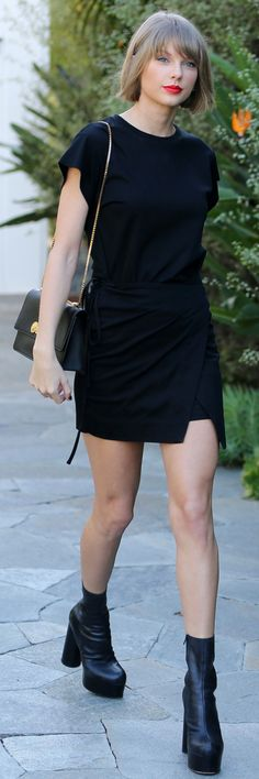 Taylor Swift out in L.A.