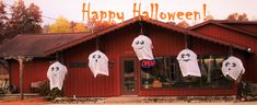 Happy Halloween - Repurposing Those Hanging Baskets - Beat Your Neighbor