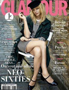 Glamour France September 2014 Cover