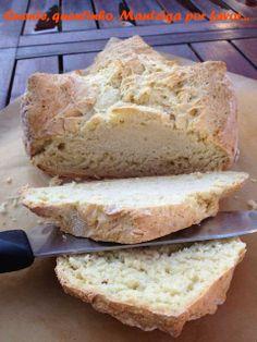 Bem bons: Pão Irlandês (Sem fermento)