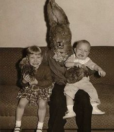 Who doesn't love the Easter Bunny?