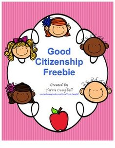 This Freebie will help you teach your little ones what honesty is and why it is important. You may also like the Good Citizenship Unit! Inside you will find: Teaching Citizenship, Citizenship Activities, Citizenship Lessons, Social Skills Activities, Teaching Resources, 3rd Grade Social Studies, Kindergarten Social Studies, Teaching Social Studies, Kindergarten Activities