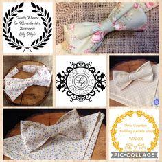 Dilly Dilly, Handkerchiefs, Bow Ties, Bespoke, Bows, Luxury, Create, Handmade, Wedding