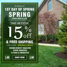 4x 11 Door Hangers for Landscaping Business by The Lawn Market ...