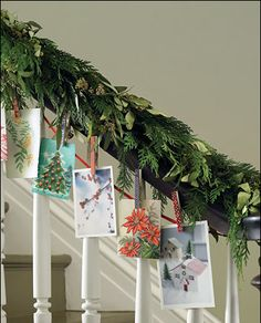 Displaying Your Christmas Cards