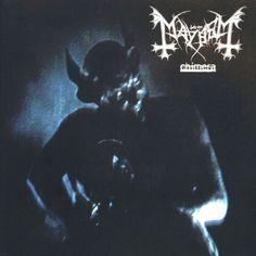 Chimera is the third full length album by the Norwegian black metal band Mayhem. It is the fourth and last main Mayhem release with the voca. Black Metal, Heavy Metal, Lp Vinyl, Vinyl Records, Dimmu Borgir, Dark Landscape, Metal Albums, Judas Priest, Chimera