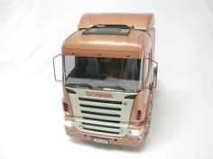 Camion Scania équipé chez Kotronik