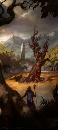Dungeons and Dragons Work by Tyler Jacobson, via Behance Fantasy Rpg, Medieval Fantasy, Fantasy Artwork, Fantasy World, Dark Fantasy, Dark Souls, Pen & Paper, Fantasy Places, Fantasy Setting
