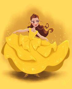Dylan Bonner Disney Belle