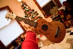 How many people will be surprised with a ukulele under the Christmas tree this year? Ukulele, Guitar, Music Instruments, Christmas Tree, People, Musical Instruments, Xmas Tree, Xmas Trees, People Illustration