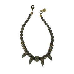 Caged Warrior Princess Necklace