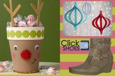 crea tus renos para regalar esta temporada... clickshoes.com.mx modelo: w149032
