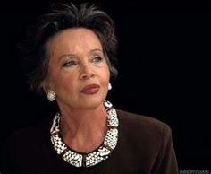 Leslie Caron... french women really know the secret to looking fabulous all their lives