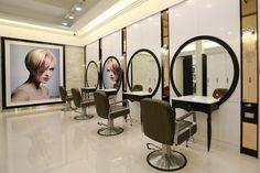 Happy Hair Salon by 90id, Taiwan » Retail Design Blog