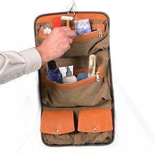 66d5b9745b Vetelli Hanging Toiletry Bag for Men - Dopp Kit   Travel Accessories Bag 2