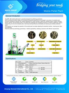 Mobile pellet mill plant is going to be your pellet factory!  http://www.biofuelmachines.com/