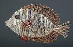 Плавать рыбу в коричневых и блеск III. - Нажмите для увеличения изображения