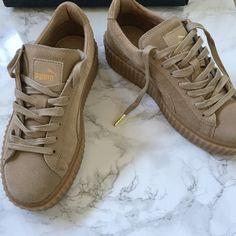 Puma Shoes - Rihanna Puma Creepers ☄Deadstock☄ NIB Oatmeal